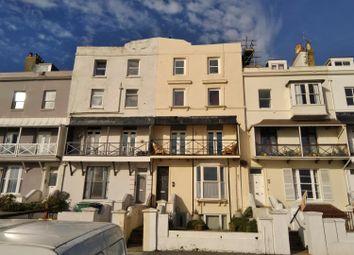 Thumbnail 2 bed flat for sale in The Esplanade, Sandgate, Folkestone, Kent