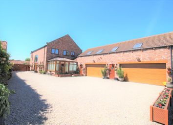 Thumbnail 4 bed detached house for sale in Main Street, Pollington, Goole