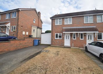 Thumbnail 3 bed semi-detached house to rent in Bourchier Close, Hadleigh, Ipswich