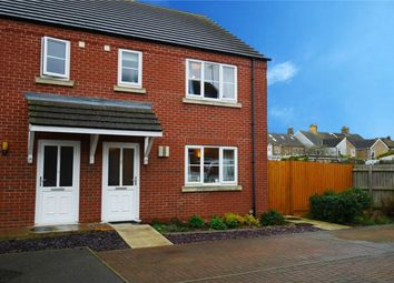 Thumbnail 3 bed end terrace house for sale in Harvester Close, March