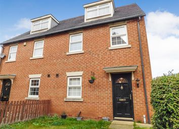 Thumbnail 3 bed semi-detached house for sale in Mozart Way, Churwell, Leeds