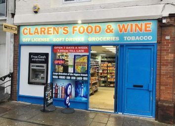 Thumbnail Retail premises for sale in 30 Prince Of Wales Road, Norwich