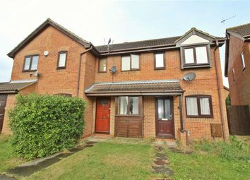 Thumbnail 1 bed terraced house to rent in Denchworth Court, Emerson Valley, Milton Keynes