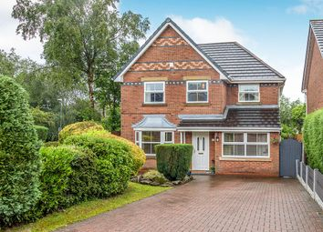 Thumbnail 5 bed detached house for sale in Parsonage Brow, Upholland, Skelmersdale, Lancashire