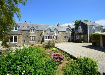 Thumbnail 4 bed detached house to rent in East Taphouse, Liskeard