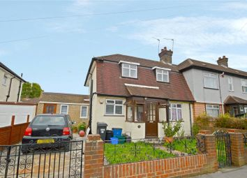 Thumbnail 4 bed semi-detached house for sale in Chapman Road, Croydon