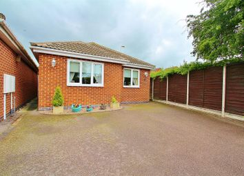 Thumbnail 2 bed detached bungalow for sale in Homefield Road, Sileby, Leicestershire