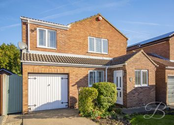 Thumbnail 3 bed detached house for sale in Webster Close, Rainworth, Mansfield