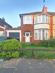 3 bed semi-detached house for sale in Broadway Road, Leicester, Leicestershire LE5