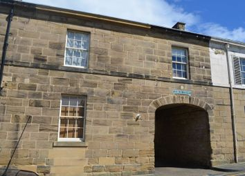 Thumbnail 3 bed town house for sale in Howick Street, Alnwick