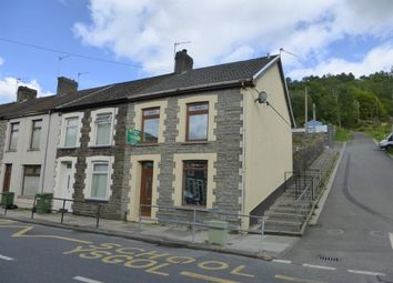 Thumbnail 3 bed end terrace house for sale in Pontshonnorton Road, Pontypridd