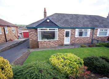 Thumbnail 3 bedroom semi-detached bungalow for sale in HD6