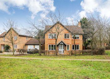 Thumbnail 4 bed detached house for sale in Morebath Grove, Furzton, Milton Keynes