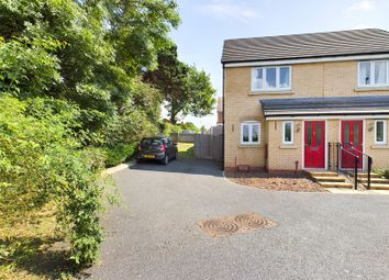 Thumbnail 2 bed semi-detached house for sale in Old Tannery Way, Ross-On-Wye, Herefordshire