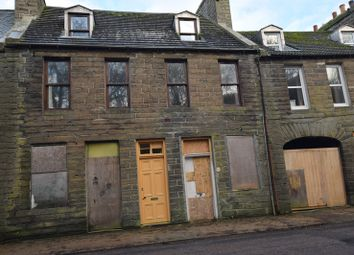 Thumbnail 3 bed flat for sale in 13 Union Street, Wick