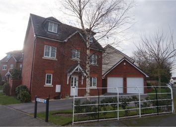 Thumbnail 5 bed detached house for sale in Lon Pedr, Llandudno