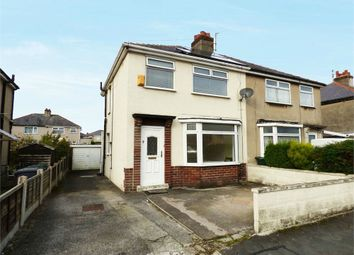 Thumbnail 3 bed semi-detached house for sale in Woodhill Lane, Morecambe, Lancashire