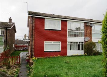 Thumbnail 2 bed flat to rent in Hillhead Parkway, Chapel House, Newcastle Upon Tyne