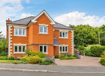 The Hollies, Hurst Green, Oxted RH8. 4 bed detached house for sale