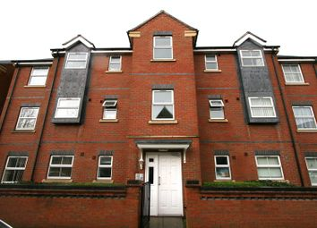 Thumbnail 2 bed flat for sale in Trinity Street, Loughborough