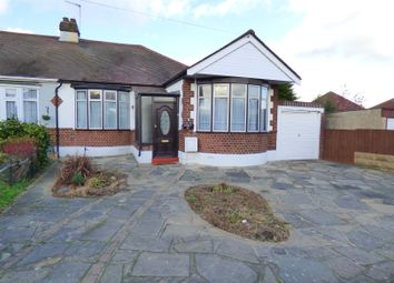 Thumbnail 2 bed bungalow for sale in Upland Court Road, Harold Wood, Romford
