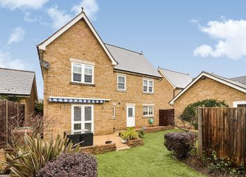 4 bed detached house for sale in Parsley Way, Maidstone, Kent ME16
