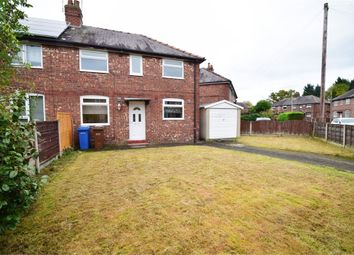 Thumbnail 3 bed semi-detached house for sale in Ash Avenue, Cheadle, Cheshire