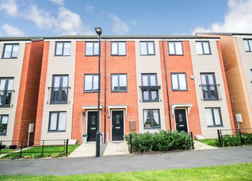 Thumbnail 3 bed town house to rent in Elmwood Park Court, Newcastle Upon Tyne