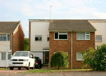 Thumbnail 3 bed property to rent in Black Path, Polegate