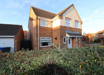 Thumbnail 3 bed detached house for sale in Longbeach Drive, Carlton Colville, Lowestoft