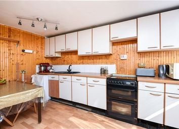 Thumbnail 3 bed town house for sale in Caernarvon Close, Mitcham, Surrey