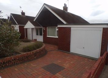 Thumbnail 3 bed bungalow for sale in Stirling Avenue, Wrexham, Wrecsam