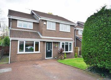 Thumbnail 4 bedroom detached house for sale in Thorneycroft, Leigh