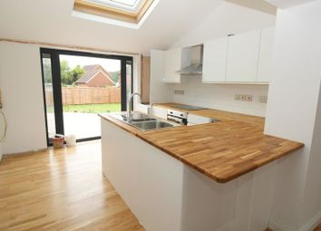 Thumbnail 3 bed terraced house for sale in Faygate Lane, Faygate, Horsham
