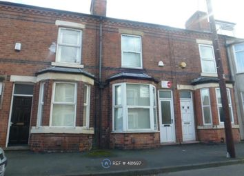 Thumbnail Room to rent in Claude Street, Nottingham