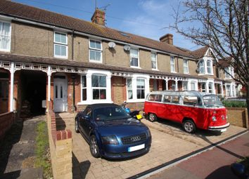 Thumbnail 3 bed terraced house to rent in Borden Lane, Sittingbourne