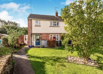 Thumbnail 3 bed end terrace house for sale in Oaktree Close, Moreton Morrell, Warwick, Warwickshire