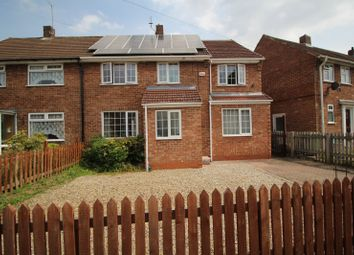 Thumbnail 3 bed semi-detached house for sale in Chapelfields Road, York