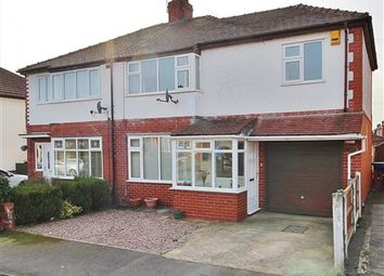 Thumbnail 4 bed property for sale in Cromwell Road, Preston