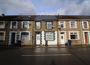 Thumbnail 3 bed terraced house for sale in Nant-Ddu Terrace, Edwardville, Treharris