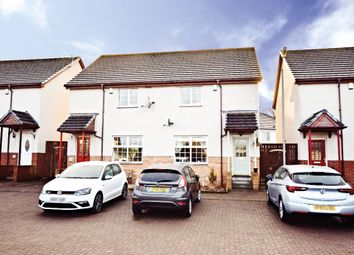 Thumbnail 3 bed semi-detached house for sale in Primpton Avenue, Dalrymple, Ayr