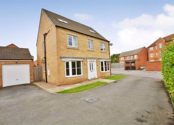 Thumbnail 5 bed detached house for sale in Heather Drive, Sherburn In Elmet, Leeds
