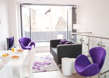 Thumbnail 2 bed duplex to rent in Chandos Place, London