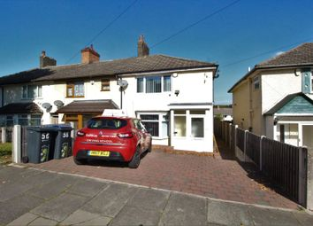 Thumbnail 3 bed end terrace house to rent in Pendeen Road, Birmingham