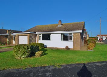 Thumbnail 4 bed bungalow for sale in Warwick Road, Chapel St Leonards, Skegness
