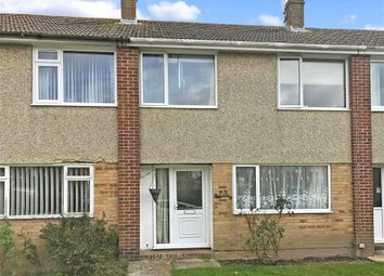 Thumbnail 3 bed terraced house for sale in Campbell Drive, Rustington, West Sussex
