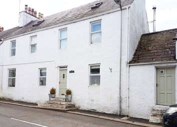 Thumbnail 5 bed terraced house for sale in High Street, New Galloway