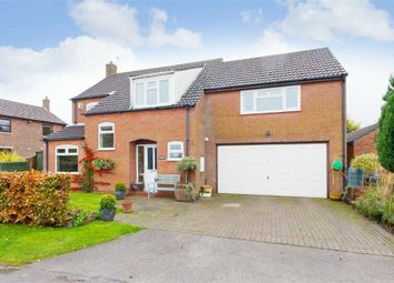 Thumbnail 4 bed detached house for sale in Canal Lane, York