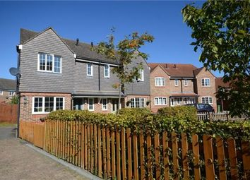 Thumbnail 3 bed semi-detached house for sale in Fawn Drive, Aldershot, Hampshire
