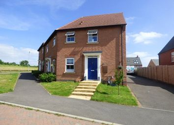Thumbnail 2 bed flat for sale in Ivy House Close, Sapcote, Leicester, Leicestershire